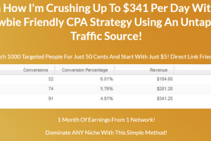 CPA Newb Nitro [2019] + OTO Download