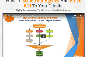ROI Engine Full Agency Program