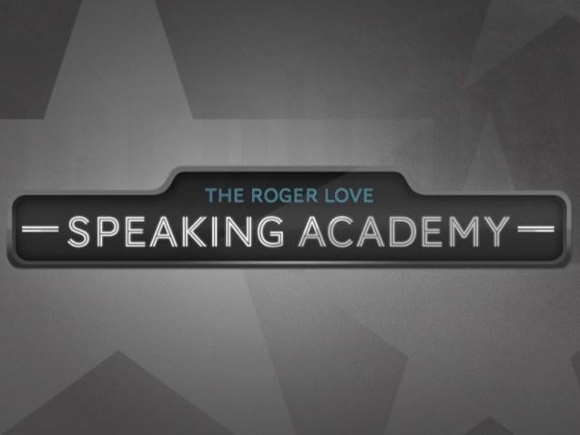 Roger Love – Speaking Academy Download