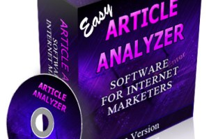 Easy Article Analyzer Software Download