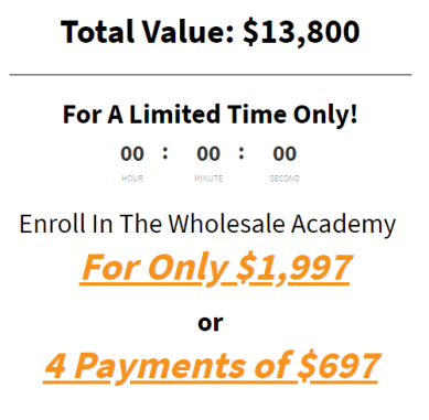 Larry Lubarsky – Wholesale Academy Download