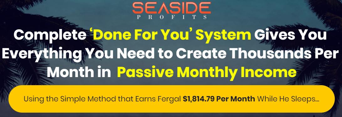 Seaside Profits Download