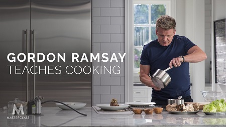 MasterClass - Gordon Ramsay Teaches Cooking Download