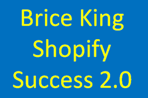 Brice King - Shopify Success 2.0 Download