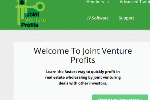 Chris Bruce - Joint Venture Profits Download