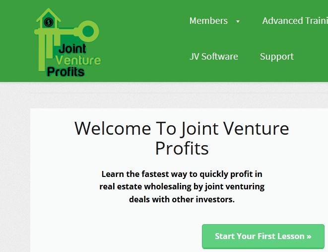 Chris Bruce - Joint Venture Profits Download