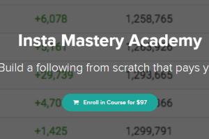 Josh Ryan - Insta Mastery Academy 3.0 Download
