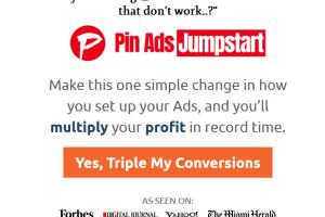 Ross Minchev - Pin Ads Jumpstart Download