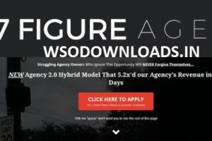 Joel Kaplan – 7 Figure Agency Download