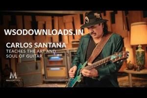 MasterClass - Carlos Santana Teaches the Art and Soul of Guitar Download