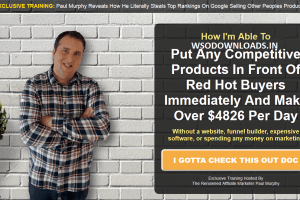 Paul Murphy – Affiliate YouTube Success Download