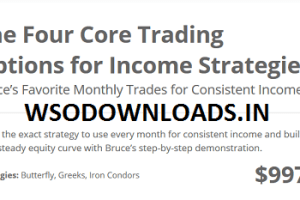 Simpler Option - The Four Core Trading Options for Income Strategies Download