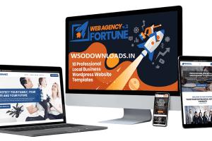 Web Agency Fortune Vol.2 + OTO