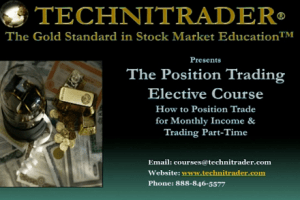 Techni Trader - Position Trading Course Download