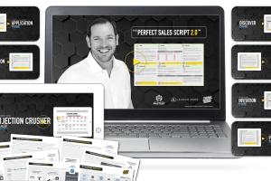 Aaron N. Fletcher (LaunchMaps) – Perfect Sales Script 2.0 Download