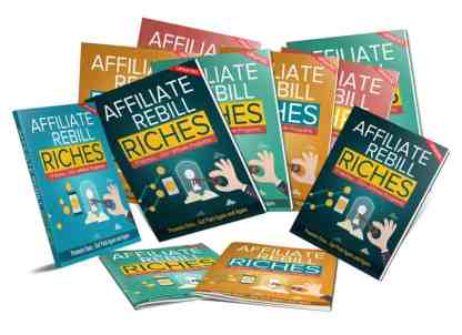 Affiliate Rebill Riches 4.0 and Bonuses Free Download