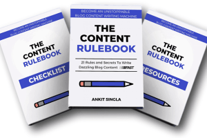 Ankit Singla – The Content Rulebook Free Download