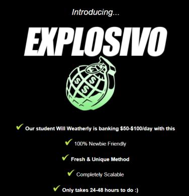 EXPLOSIVO Free Download