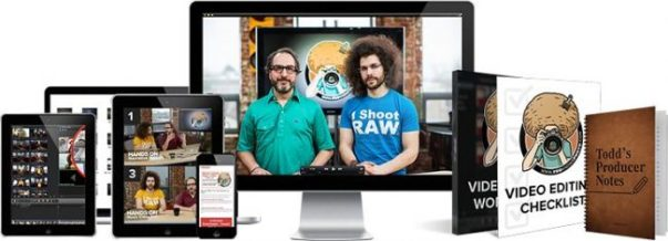 Jared Polin & Todd Wolfe – FroKnowsPhoto Guide To Video Editing Download