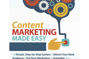 John Nemo - Content Marketing Made Easy Free Download