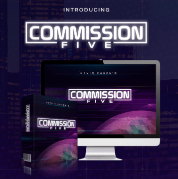 Kevin Fahey - Commission Five Free Download