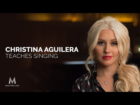 MasterClass - Christina Aguilera Teaches Singing Download