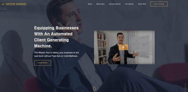 Mitch Gonsalves – LinkedIn Executive Advantage System Download