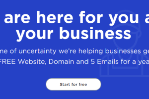 Free 1 Year .COM .ORG .NET .US .BIZ Domain From Yahoo! Free Download