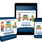 Toon Presenters + OTO's + Bonuses Free Download