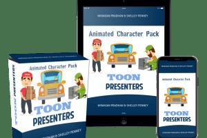 Toon Presenters + OTO's + Bonuses Free Download