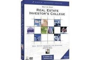 Dolf De Roos – Real Estate Investors College Free Download