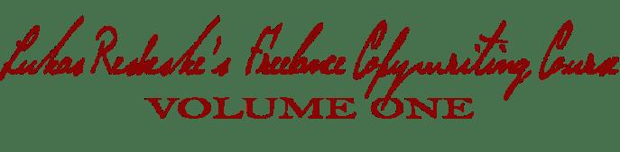 Lukas Resheske Freelance Copywriting Course Free Download
