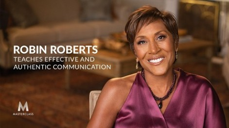 MasterClass - Robin Roberts Teaches Effective and Authentic Communication Download