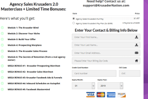 Nik Robbins - Agency Sales Krusaders 2.0 Download