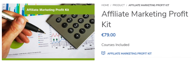 Affiliate Marketing Profit Kit Free Download