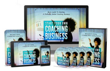 Start Your Own Coaching Business Free Download