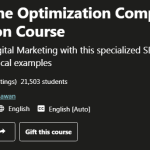 Search Engine Optimization Complete Specialization Course Free Download