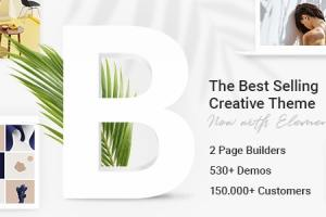 Bridge – Creative Multipurpose WordPress Theme Free Download
