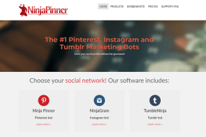 Ninja Pinner 7.6.4.9 Cracked 2020 (Pinterest bot) Free Download