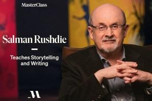 MasterClass - Salman Rushdie Teaches Storytelling and Writing Free Download