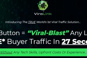 Branson Tay - ViroLink - Viral-Blast Any Link For FREE Buyer Traffic Free Download