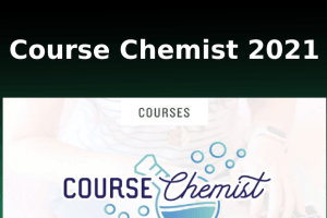 Julie Stoian – Course Chemist 2021 Free Download