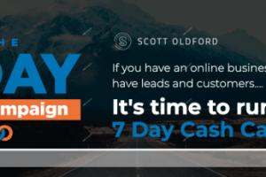Scott Oldford – 7 Day Cash Campaign Download