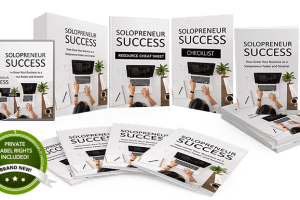 Unstoppable Solopreneur Success Free Download