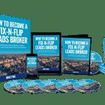 Mike Paul - Fix N Flip Leads Broker + OTO's Free Download