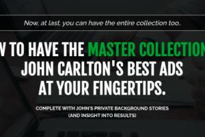 John Carlton – Best Ads Free Download
