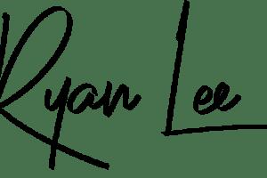 """Ryan Lee – The """"Best Of"""" Ryan Lee Download"""