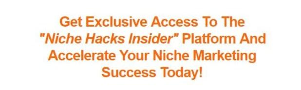 Niche Hacks Insider Download
