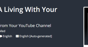 Secrets To Making A Living With Your YouTube Videos Download