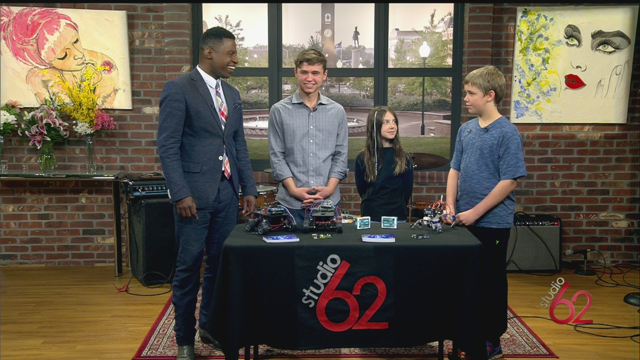 iT2Pi Programming Inventors Expo happening Sunday in Greenville_28297